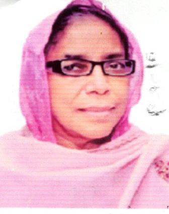Prof. Momotaz Begum